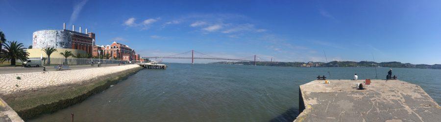 Passeio em Lisboa: Ponte e Monumento dos Descobrimentos