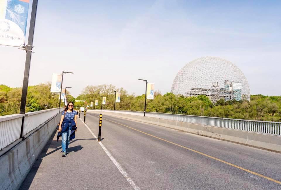 Montreal: A Cidade e o Transporte