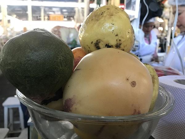comida em cusco