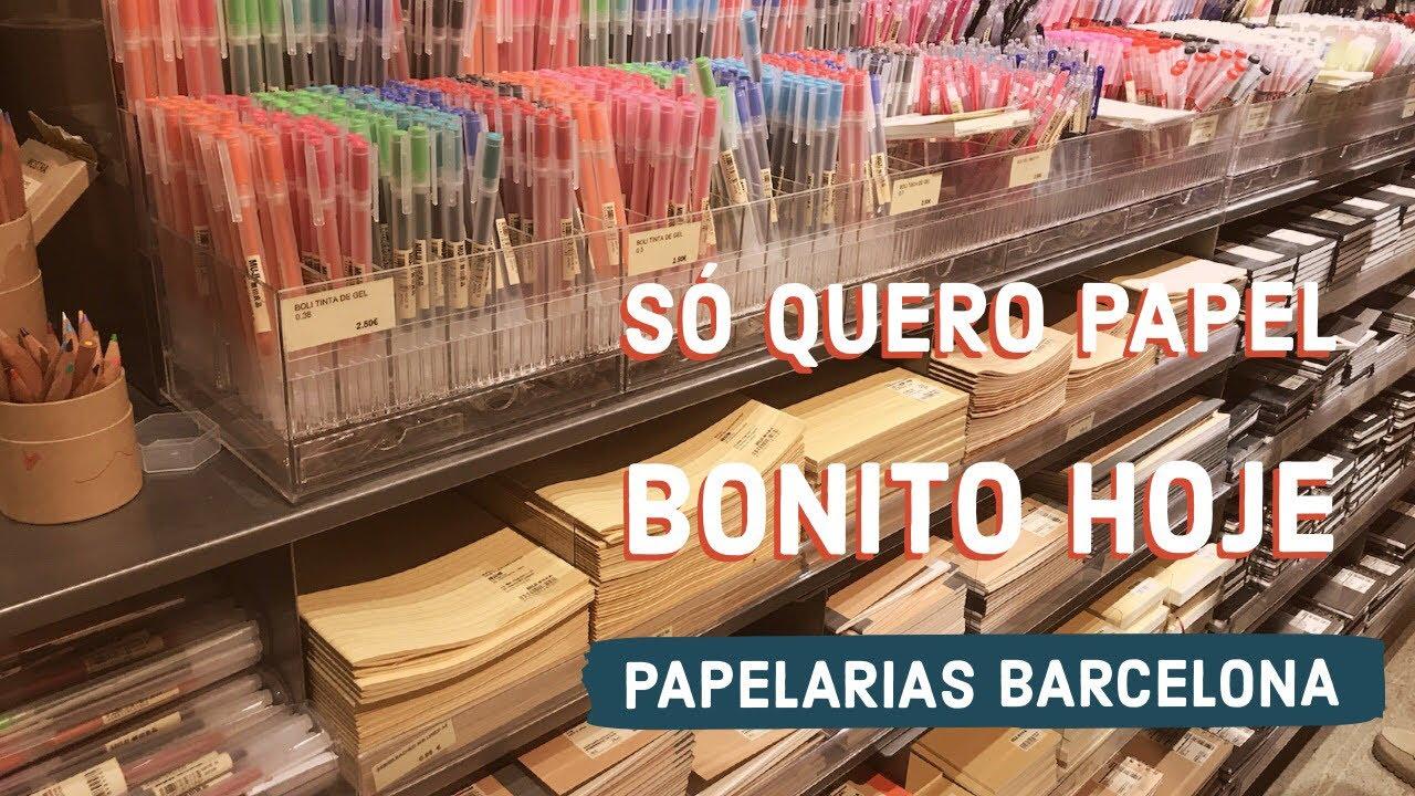 papelarias em barcelona