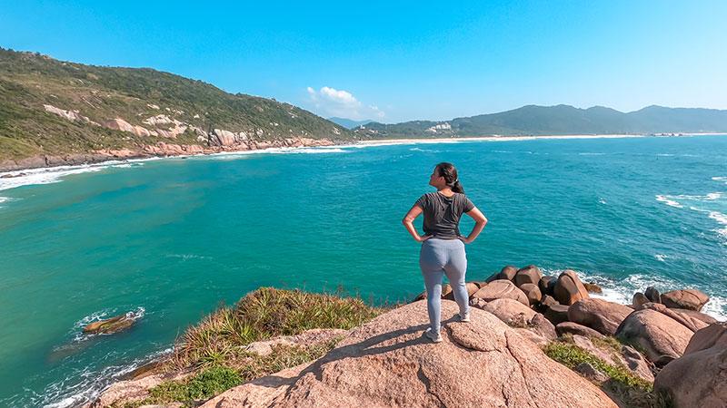 Trilha do Gravatá em Florianópolis