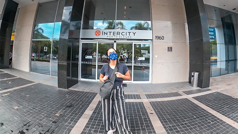 Hotel em Porto Alegre – Hotel Intercity Porto Alegre